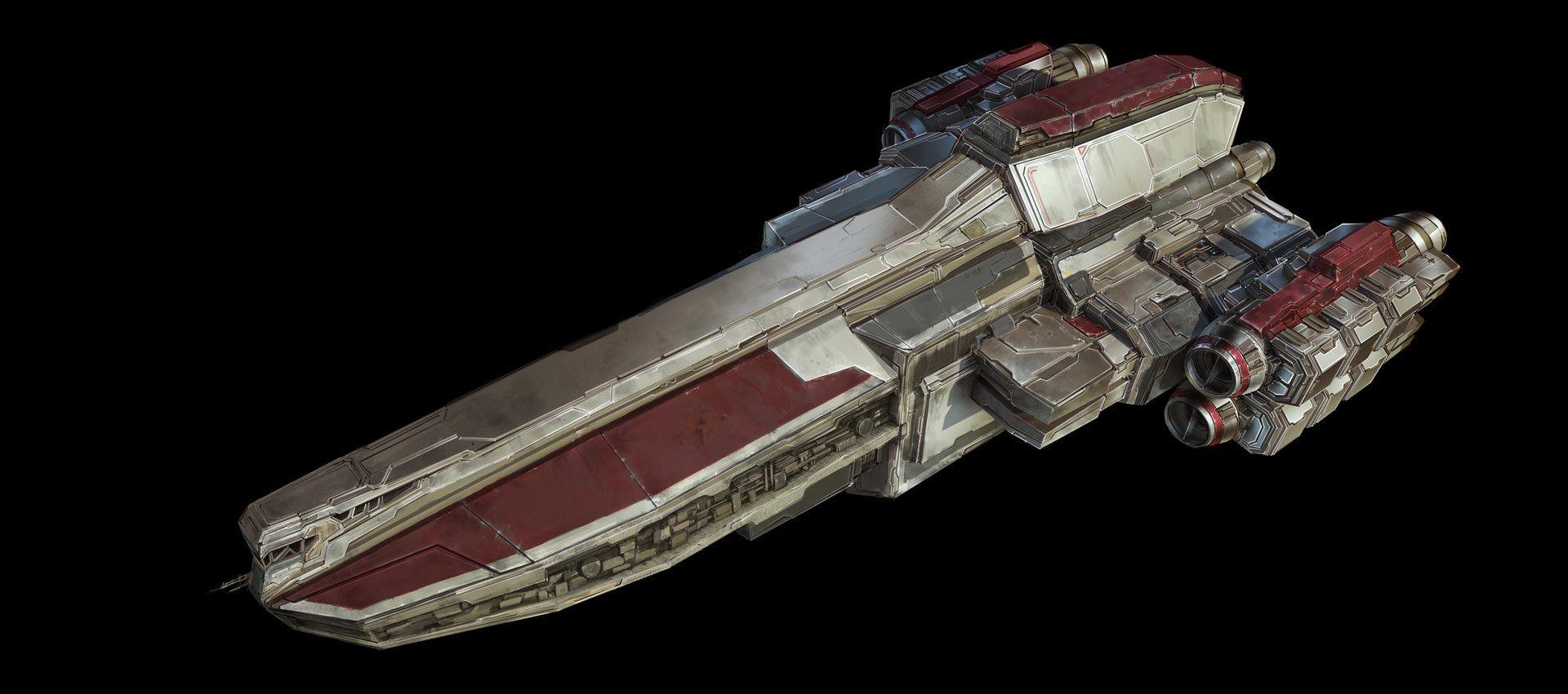 Https Www Artstation Com Artwork Spaceship Concept