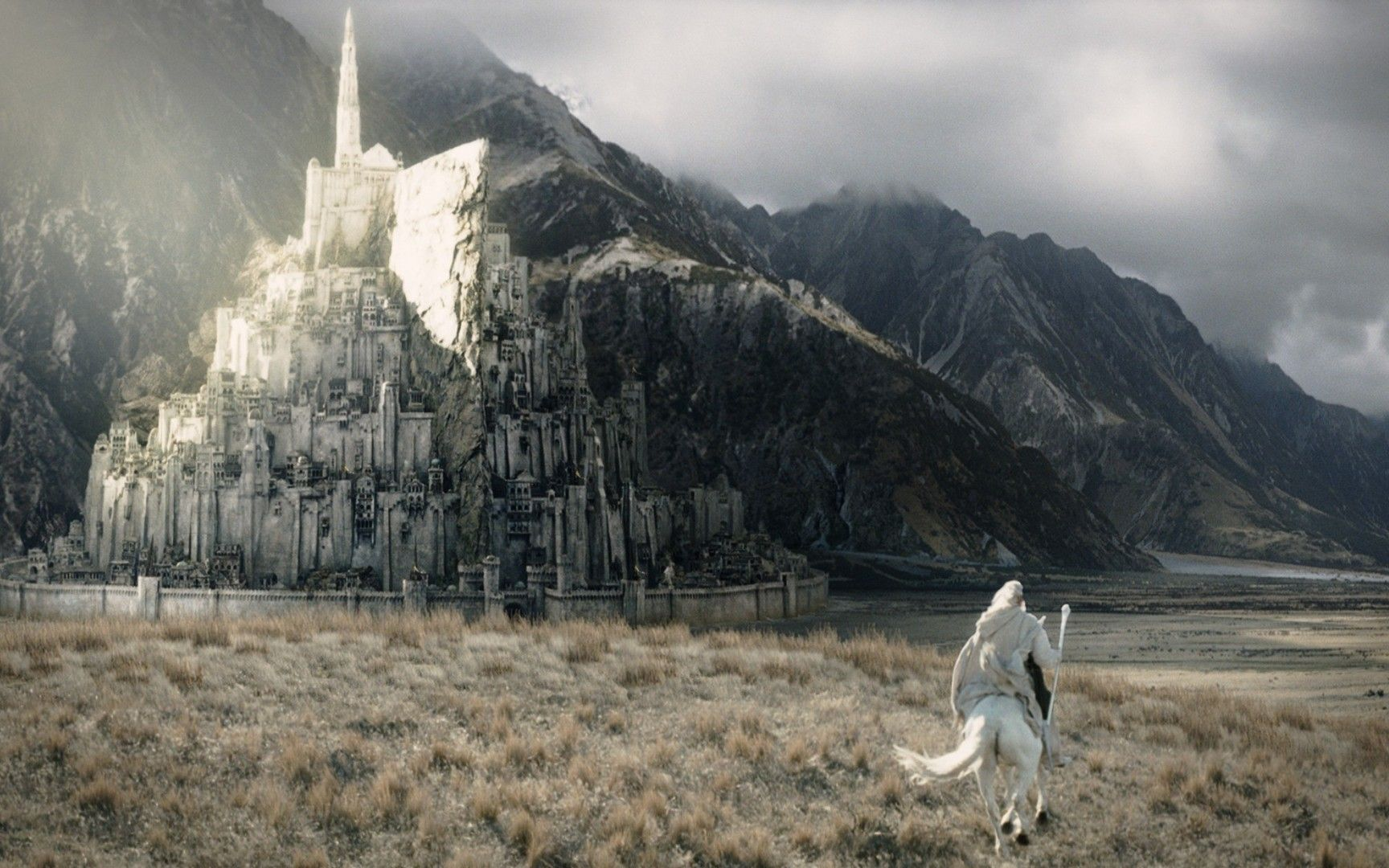 Lord Of The Rings Wallpapers 26 Minas Tirith Lord Of The Rings Lord