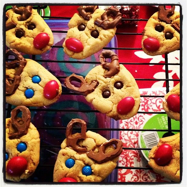 Cutest Cookies Ever Treat For Kids Christmas Cooking Christmas
