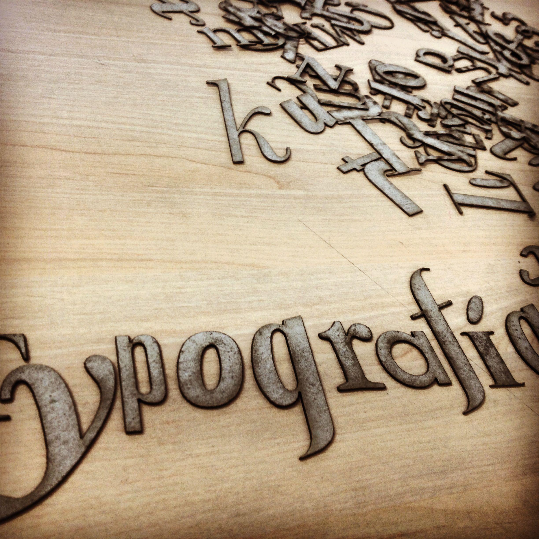 Proyecto tipográfico