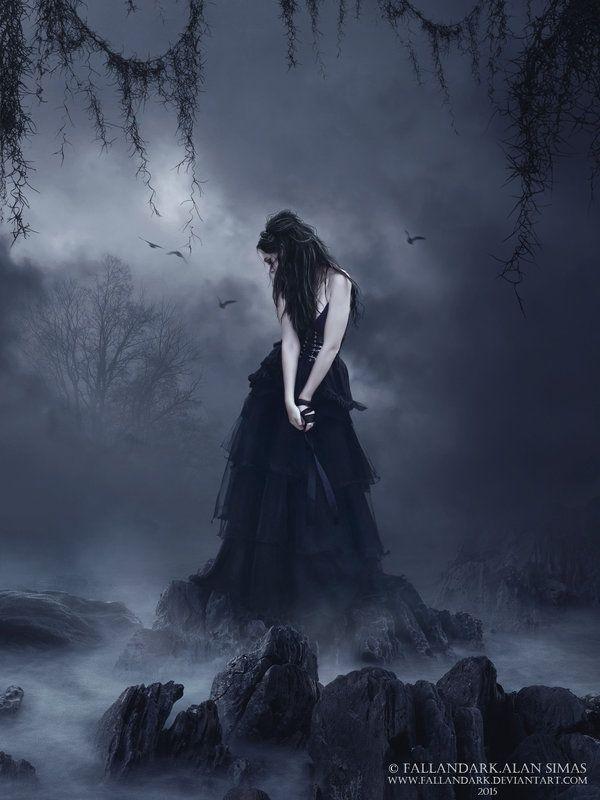 Till I M Made Of Stone Gothic Fantasy Art Dark Gothic Art Gothic Images