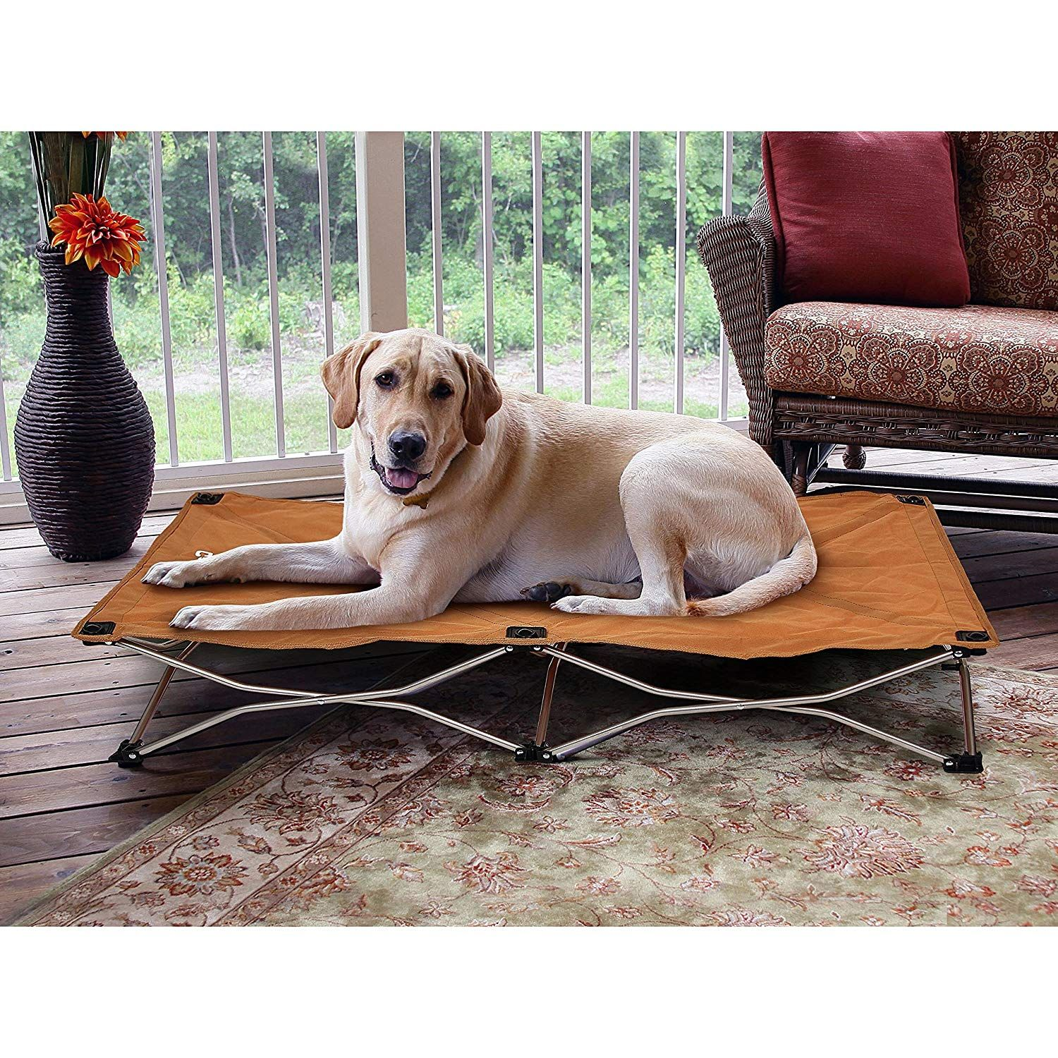1 Piece Tan Large 48 Inches Indoor Outdoor Cooling