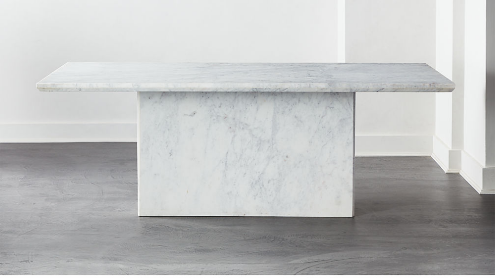 Verona Marble Dining Table Reviews Cb2 Dining Table Marble Marble Dining Marble Dinning Table