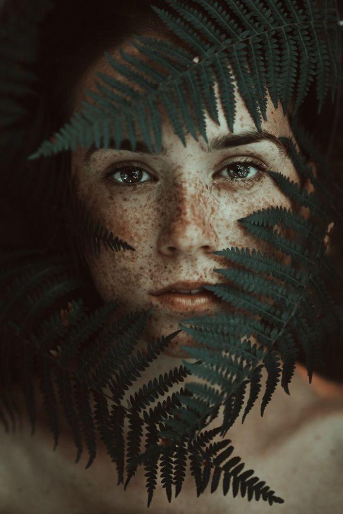 40 beaux portraits qui montrent que les taches de rousseur sont belles (page 5 - Art -  40 beaux portraits qui montrent que les taches de rousseur sont belles (page 5)  - #Art #beaux #belles #Les #montrent #page #people #portraits #qui #rousseur #sont #taches