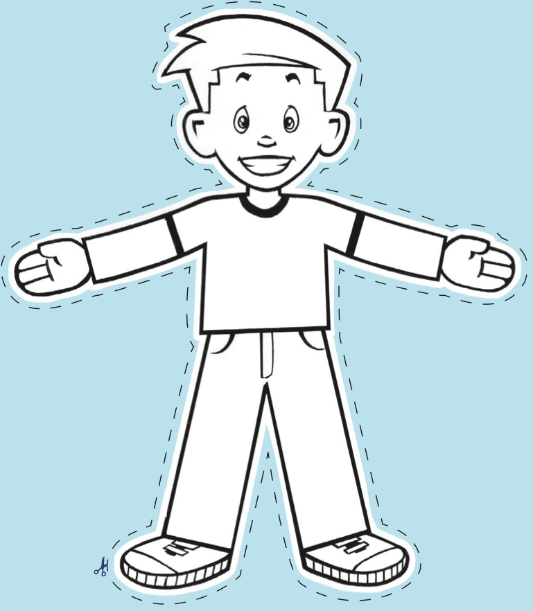 Flat Stanley Template  Madinbelgrade  My Projects