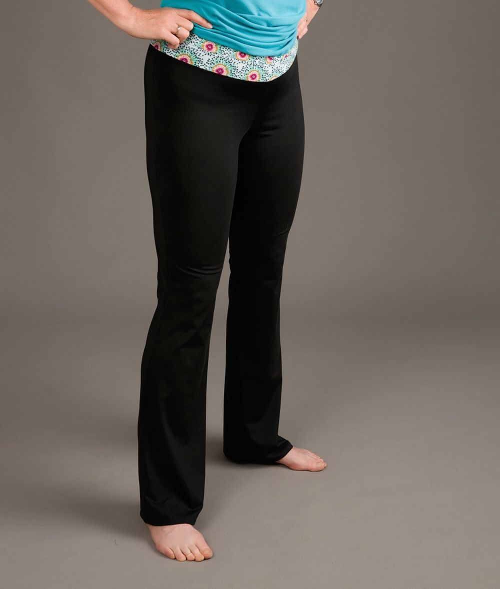 29225522f88ca Long yoga pants....A tall woman s come true! - Jalie 3022 by The Confident  Stitch