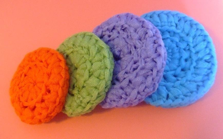 Earth-Friendly Cleaning with Crochet Scrubbie Patterns | Patrón de ...