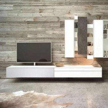 We willen allemaal wel een heerlijk ruimte woonkamer maar for Tv meubel kleine ruimte