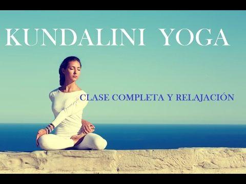 Yoga Kundalini Clase Y Meditación Youtube Yoga Kundalini Yoga Ejercicios De Yoga