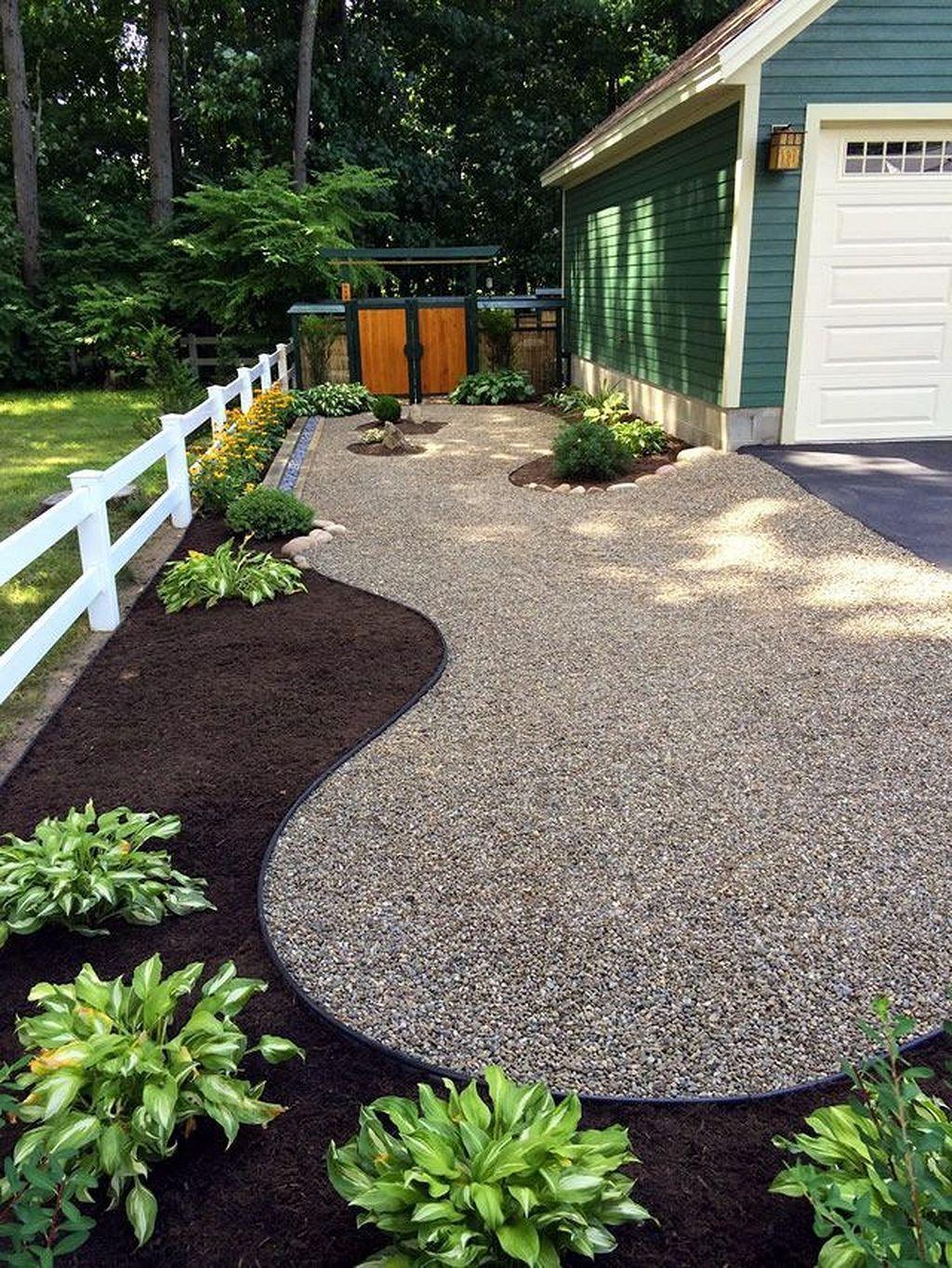 Amazing Modern Rock Garden Ideas For Backyard (78 ...
