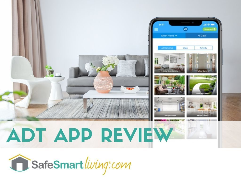 Adt App Review Your Best Bet For Smarter Home Security In 2020 Home Home Security Smart Home Security
