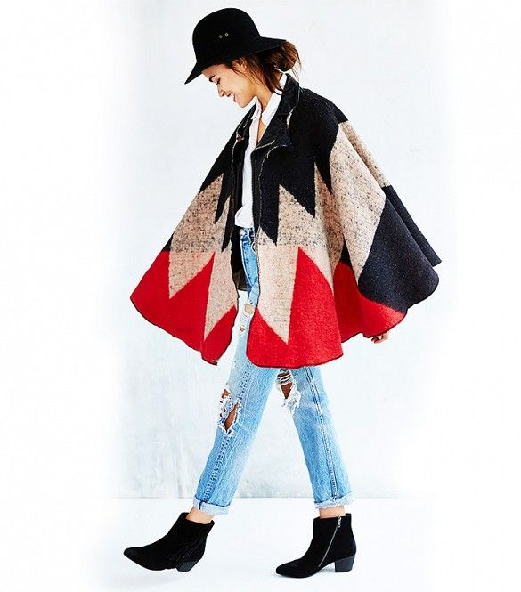 Superwoman Style: 11 Capes You'll Adore This Fall via @WhoWhatWear