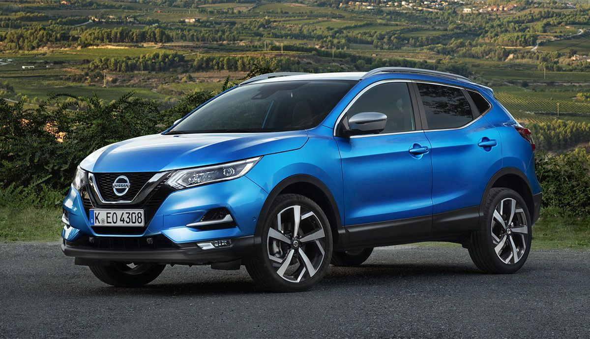Nissan Qashqai 2020 Hybrid Price And Release Date For Nissan Qashqai 2020 Hybrid Release Date Di 2020