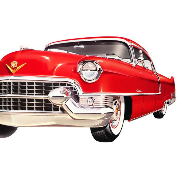 Pontiac Car Wallpaper: Plan59 :: Classic Car Art :: Vintage Ads :: 1955 Cadillac