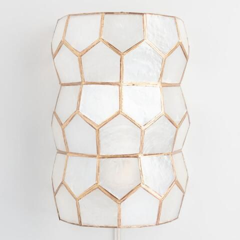Plug in wall sconce by Most Lovely Things Annie on ... on Non Wired Wall Sconces id=84602