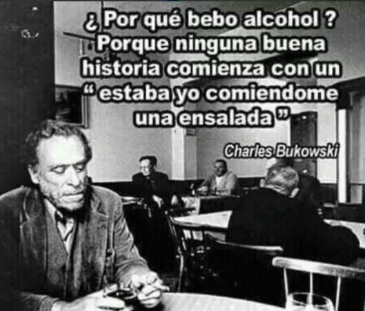 Pin De ángel Ramírez En Charles Bukowski Bukowsky Frases