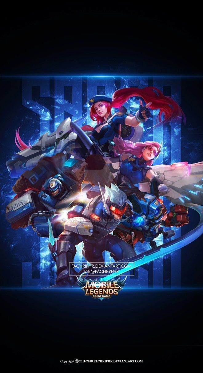Pin oleh M.E.I.S.Y.A_PUTRI NEW di 5V5  Mobile legend wallpaper, Mobile legends, dan Alucard