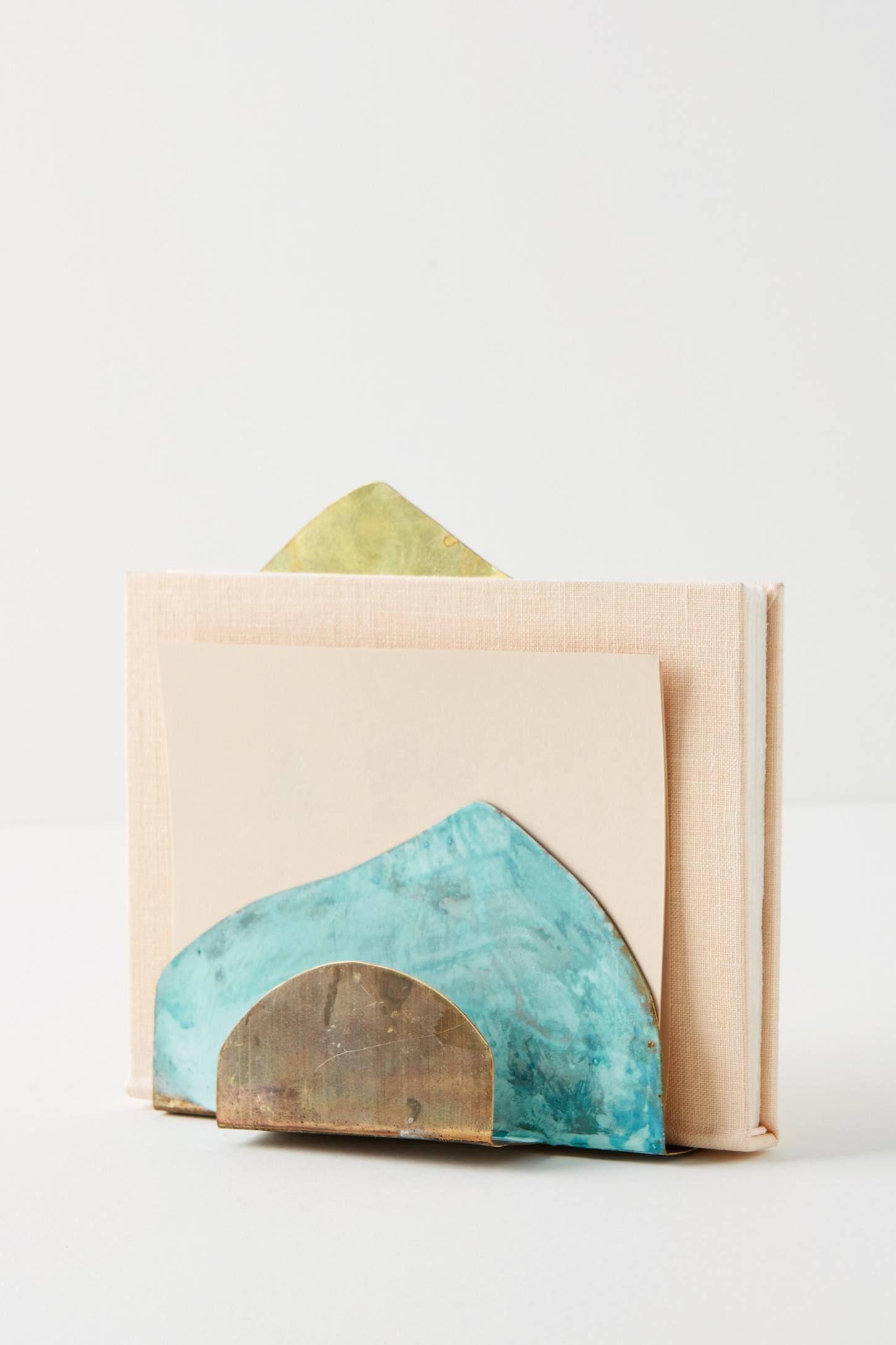 turquoise office decor. Turquoise Office Decor. Letter Sorter, Turquoise, Decor, Home Desk Decor ( E