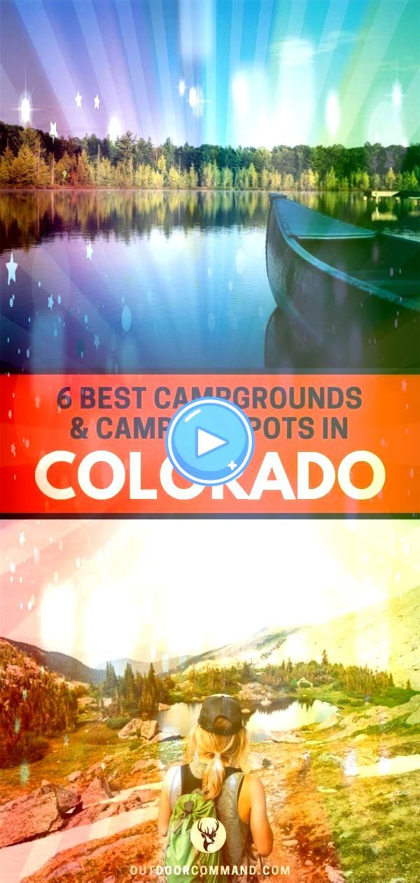 Best Campgrounds in Colorado Winter spring summer or fall you can always find the best campgrounds in Colorado Find places that are free that you can go with dogs that do...