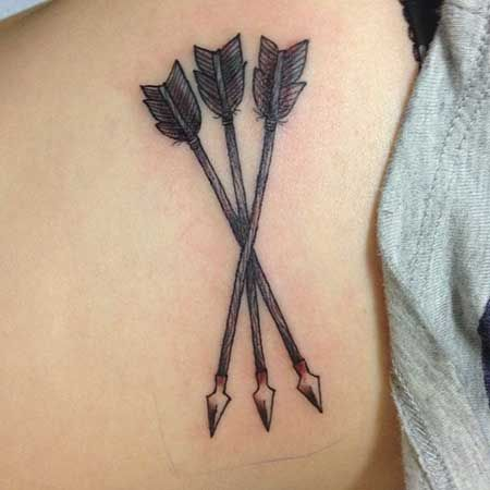 Significado De Tatuagem De Flecha O Que Significa Tattos