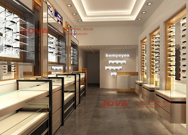 Optical Shop Furniture Design And Make