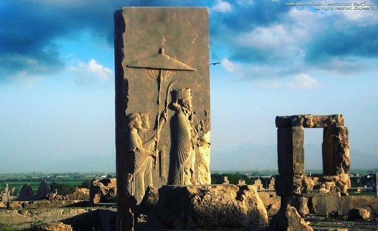 Persia Empire Persepolis Iran Persepolis Was The Ceremonial Capital Of The Achaemenid Empire Ca 550 330 Bc W Cyrus The Great Persian Empire Shiraz Iran