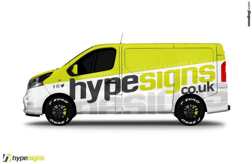 385c5a6971 Best Opel Vivaro Wrap Design for Signs