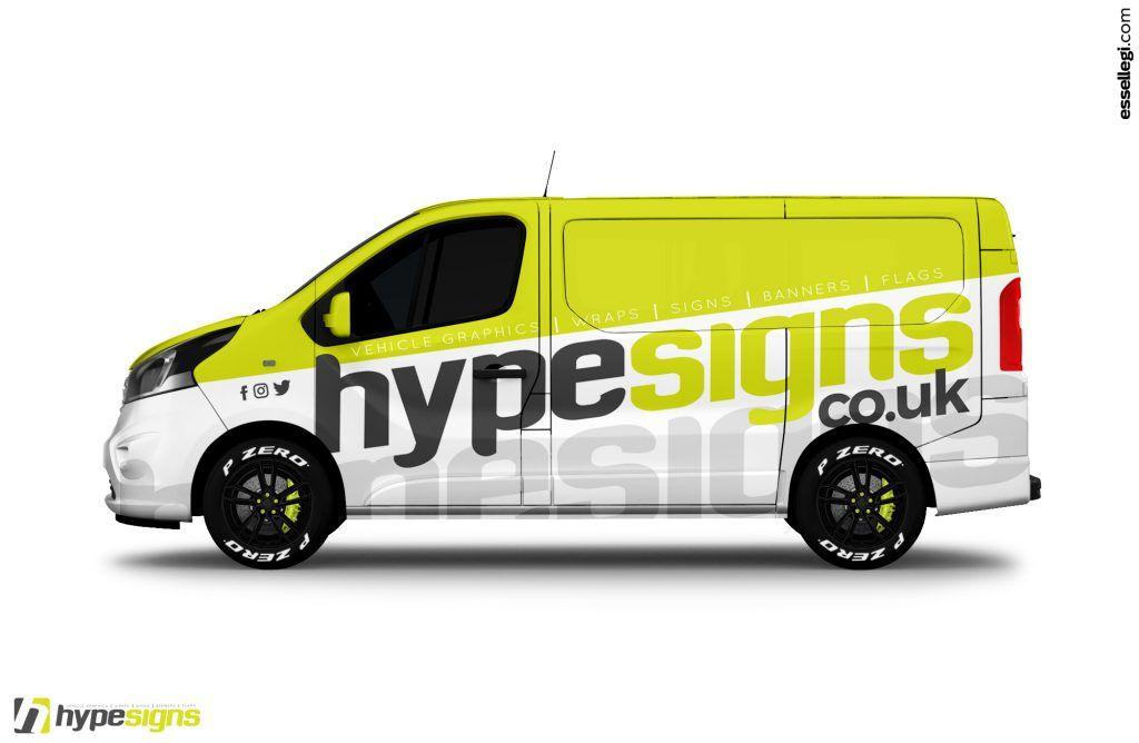 385c5a6971 Best Opel Vivaro Wrap Design for Signs