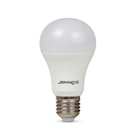 Foco Bulbo LED multivoltaje 9W 806LM E-27 Luz Cálida - Promart
