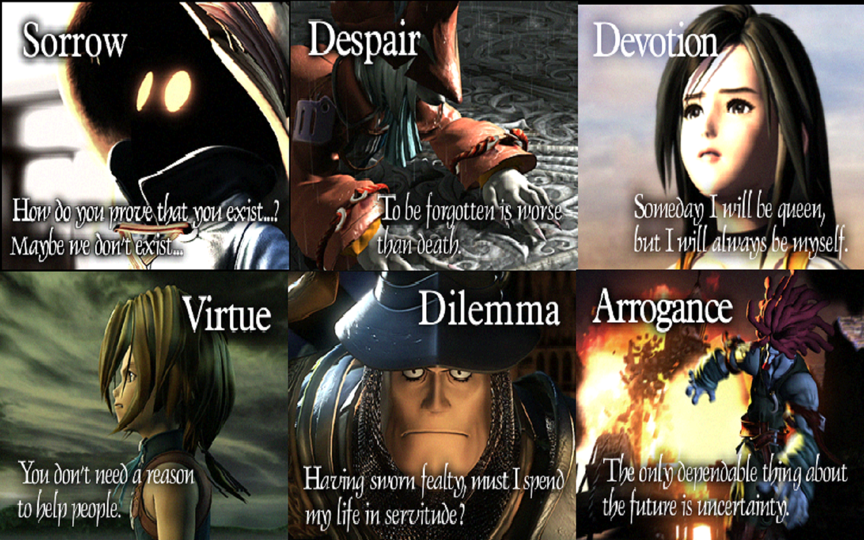 Resultado De Imagen Para Final Fantasy 9 Wallpaper Desde