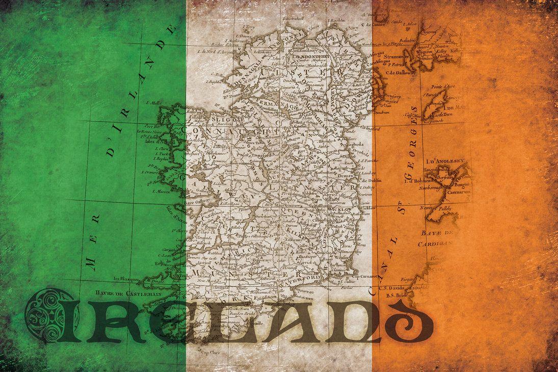Irish Flag Wallpaper For Iphone Ireland Flag Irish Flag