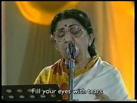 Aye Mere Watan Ke Logo Jara Aankho Main Bhar Lo Pani Live Lata Mangeshkar What A Lyrics What A Singing By Lataj Independence Day Songs Songs India Lyrics