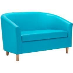 Two seater sofas  love seat