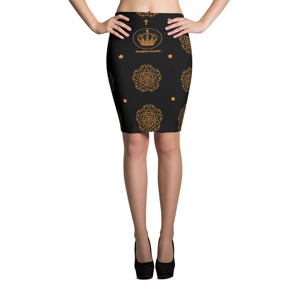 8b1cfac5608 Sublimation Cut   Sew Pencil Skirts (Daughter of a KING)