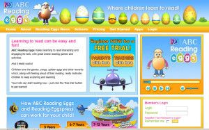Www Readingeggs Com Reviewed By Www Great Kids Websites Com Abc Reading Kids Website Abc Phonics
