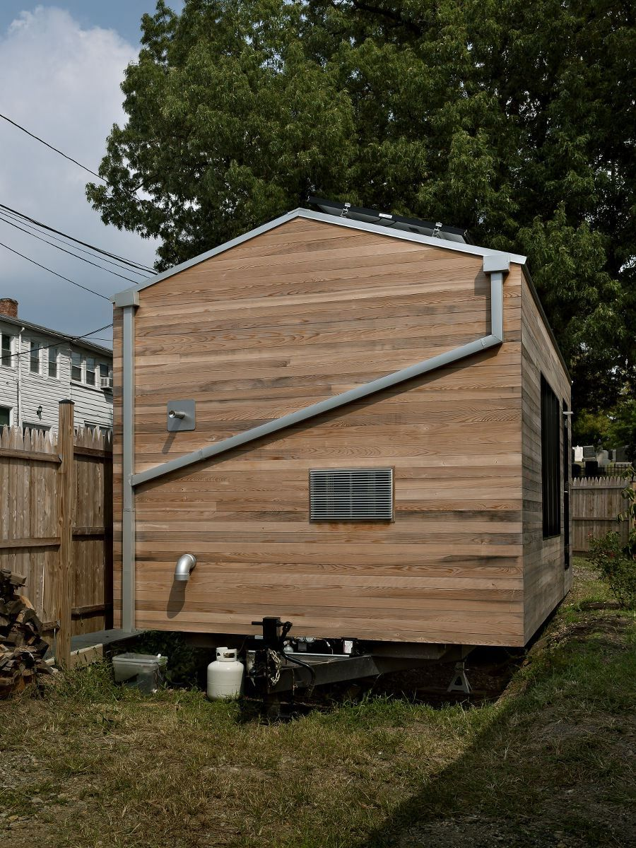 Roof Rainwater Gutter Collection Cool Idea Minim House