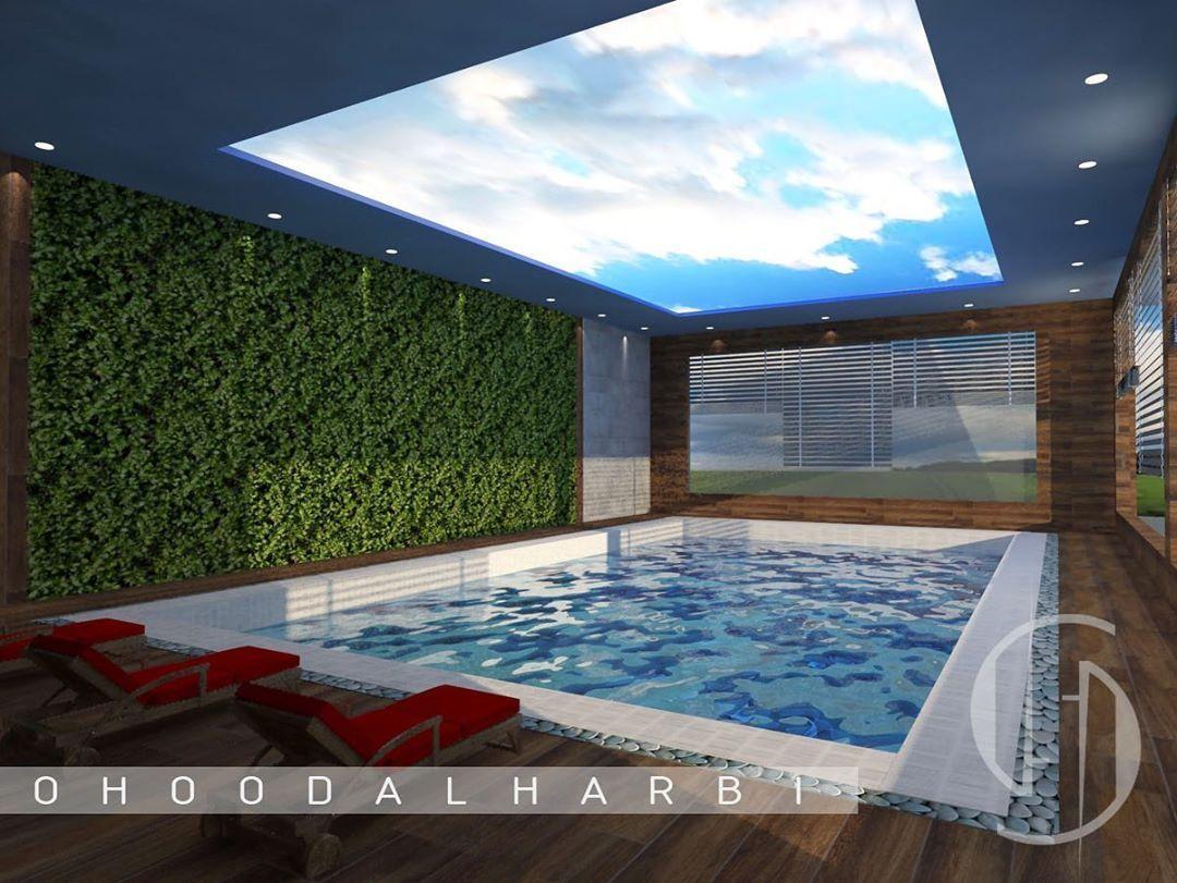 تصميم تنفيذ اشراف تصميم تنفيذ اشراف مسابح مائية حديقة منتجع شاليه الخبر الدمام Swimming Ball Water Ga Outdoor Decor Decor Outdoor