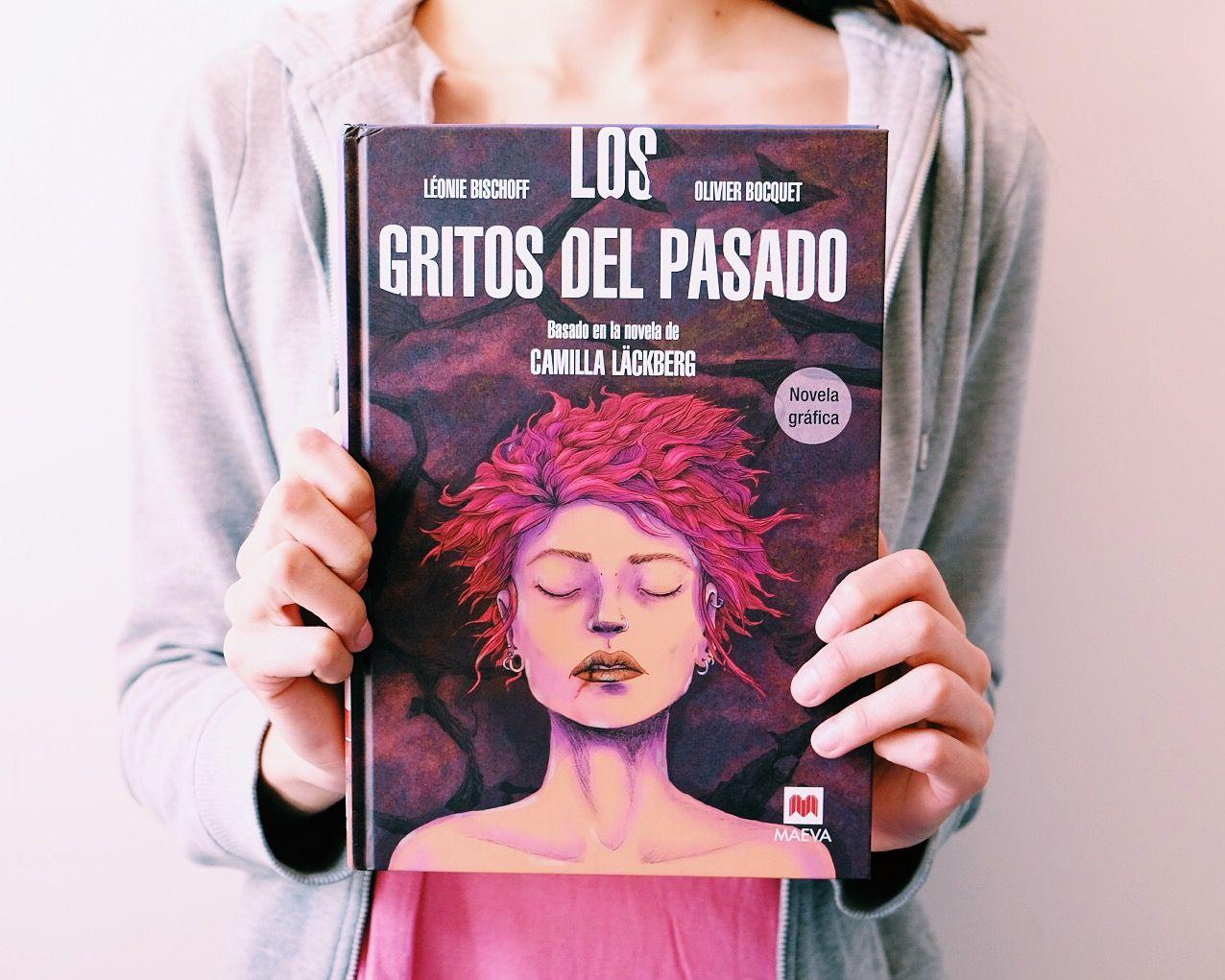 Los gritos del pasado es la novela gráfica basada en la novela de Camila Läckberg, la famosa novelista de novelas policiacas, y hecha por Léonie Bischoff y Olivier Bocquet.