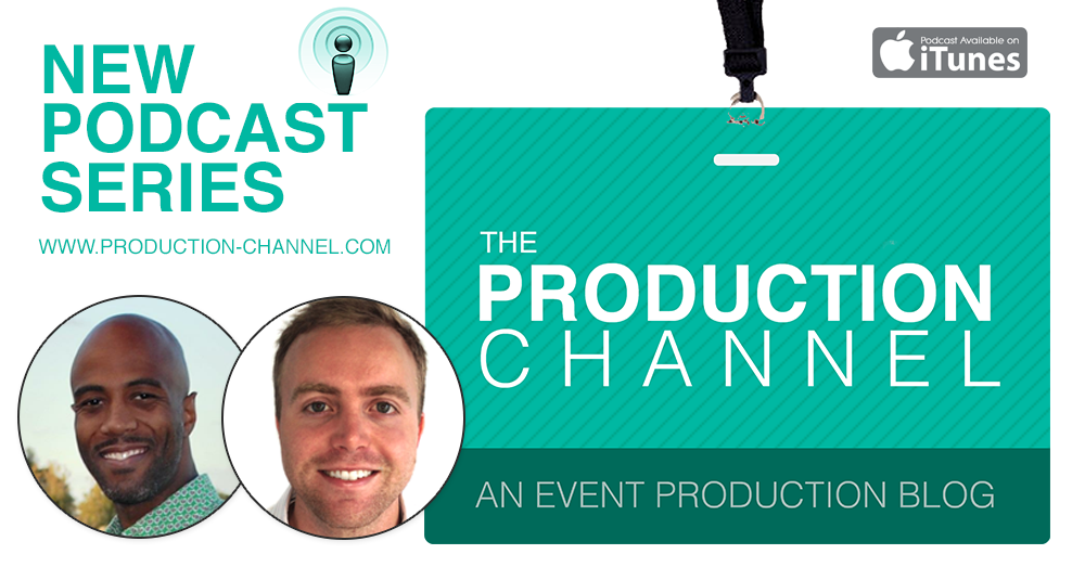 The Production Channel Podcast - Richard Dunn  Understanding production lighting design