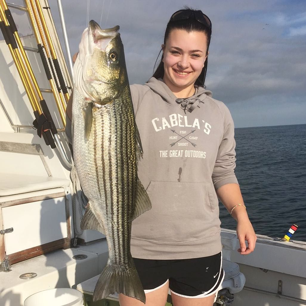Jpt Member Maureen Healy Of Washingtonville Ny Caught This 32 Inch