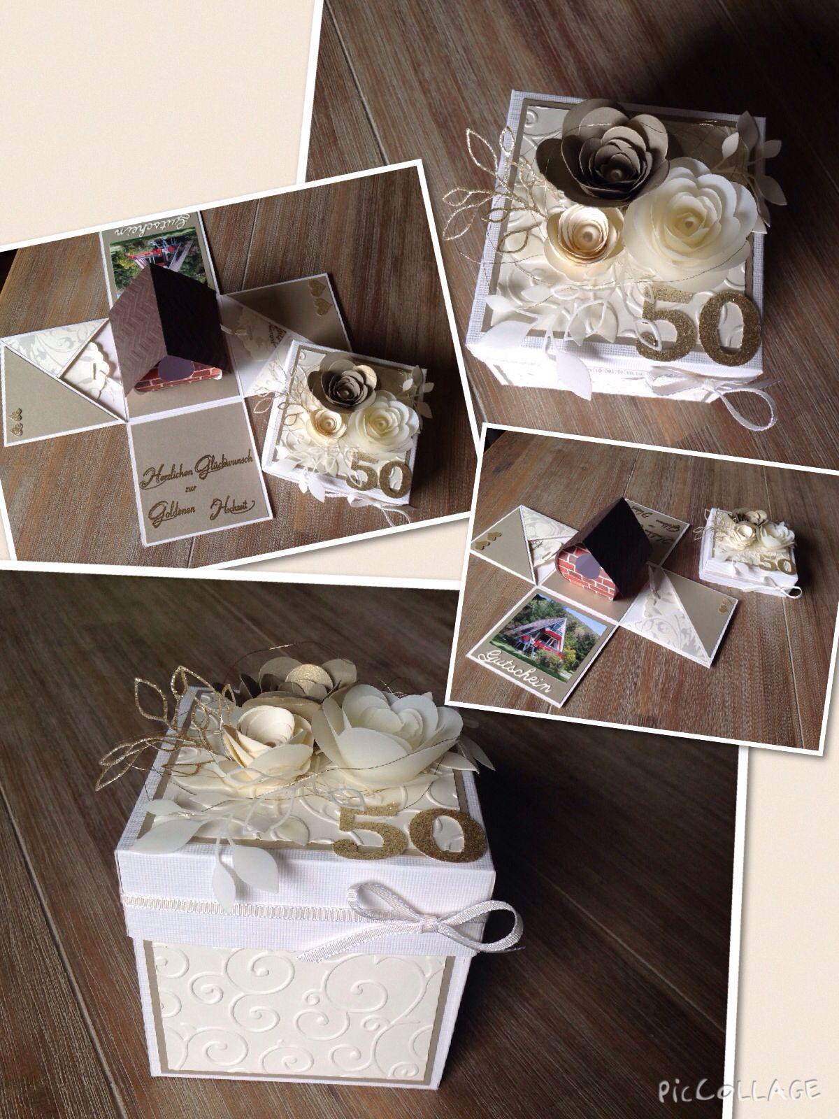 Ideen Verpackung Geldgeschenk Hochzeit Geldgeschenk Zur