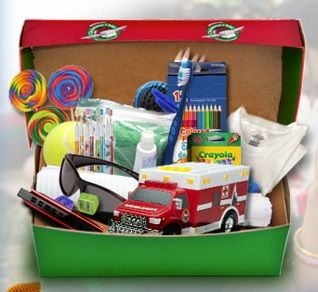 Operation Christmas Child Build A Box & Giveaway | Operation ...