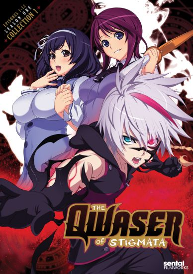 Seikon No Qwaser The Qwaser Of Stigmata Anime Recommendations Anime Dvd Products