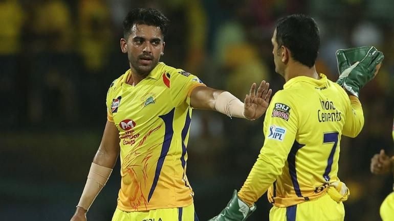 Top 5 Bowling Performances of Deepak Chahar in IPL