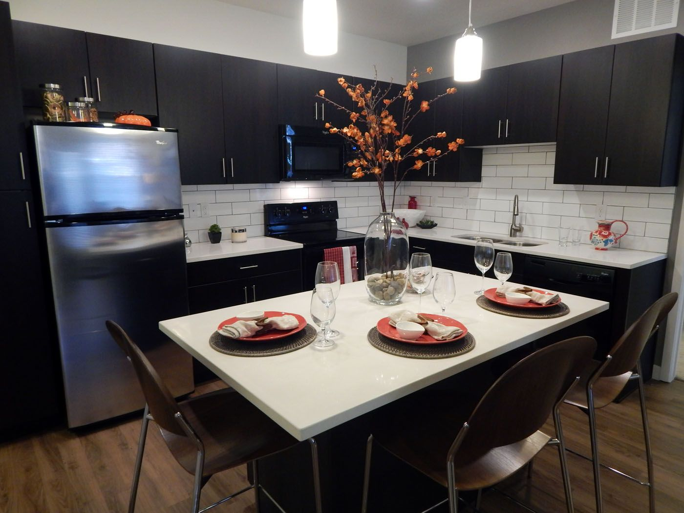 Check out these beautiful modern homes at The Lofts at 7800