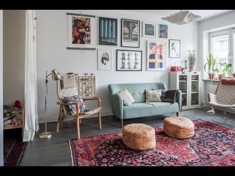 153 Bohemian Vintage Style Interior Design Youtube Vintage Interior Design Home Interior Design Vintage Interior