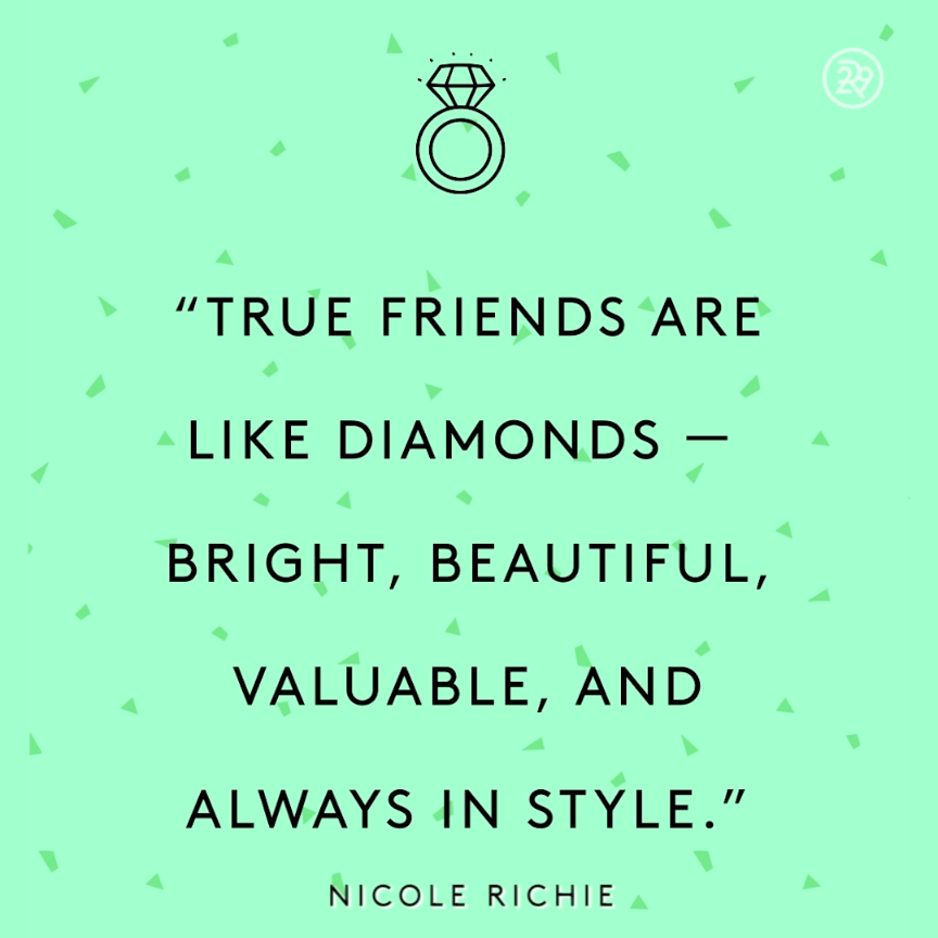 Beautiful true friendship quotes