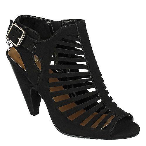 81d2914902b Shiekh Shaky-S Black Heels Low
