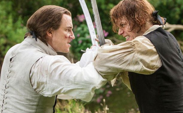 George R.R. Martin: Outlander was robbed by Emmy noms - Outlander fans, your outrage over the Starz drama being snubbed in this year'sEmmy nominations is shared by none other than the author of HBO's...