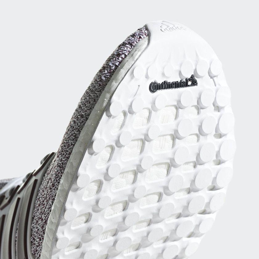 Ultraboost Shoes Cloud White / Maroon